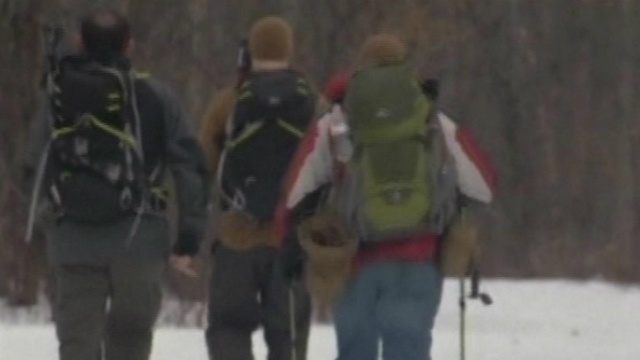 Janesville men to hike 64 miles to help local veterans