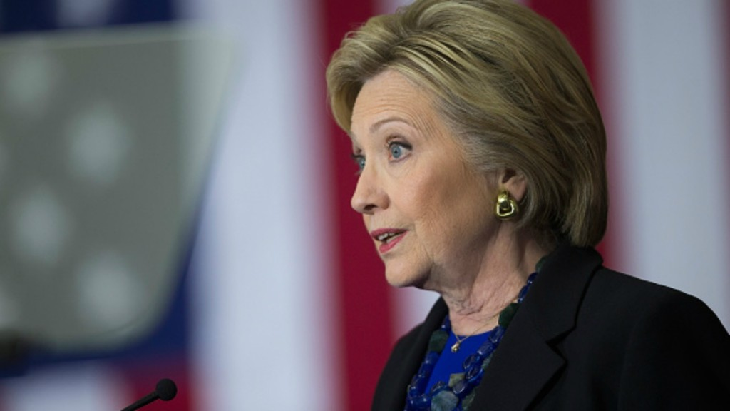 Clinton expects Wis appearance with Obama to be rescheduled