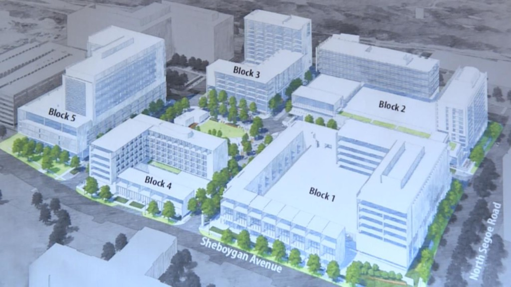 Neighbors learn more about proposed Hill Farms redevelopment