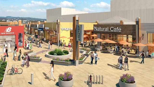 New stores announced for Hilldale redevelopment