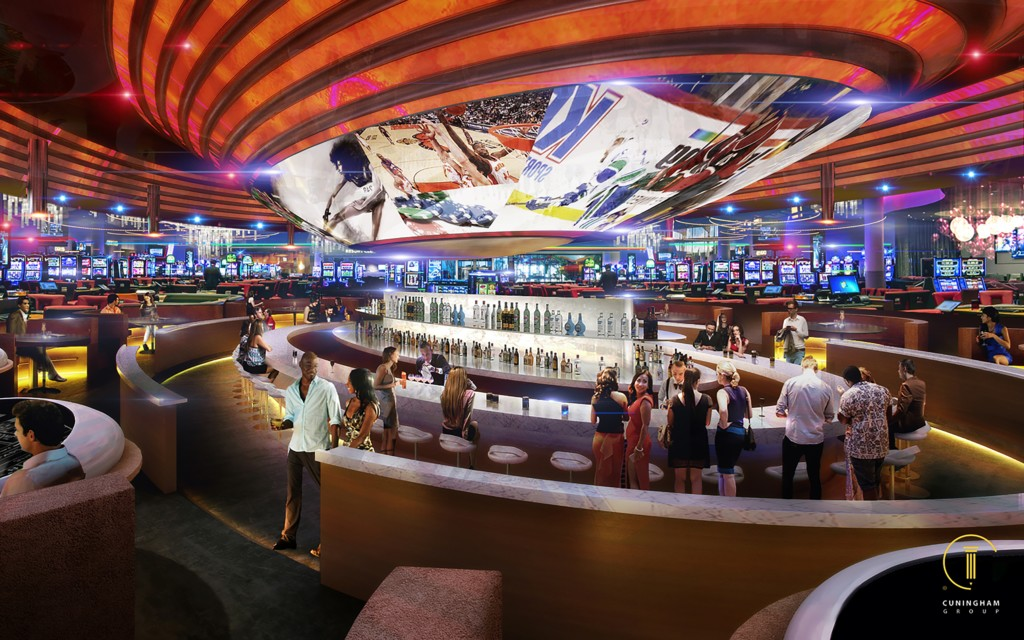 How will plans for Rockford casino affect Ho-Chunk casino project in Beloit?