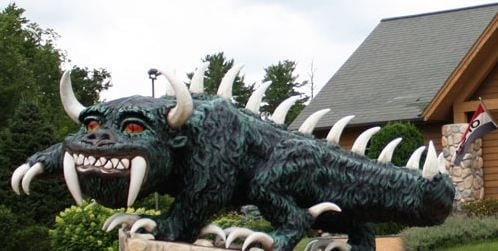 Scooby-Doo to feature Hodag in cartoon