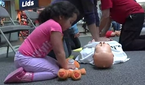 Free CPR health events train 882