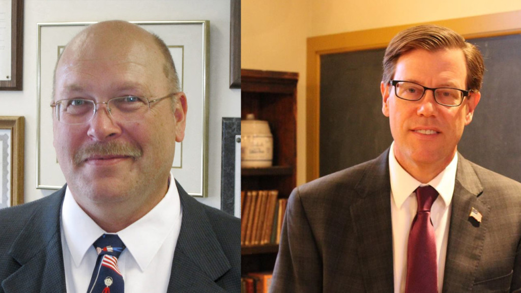 Superintendent candidate calls opponent a liar