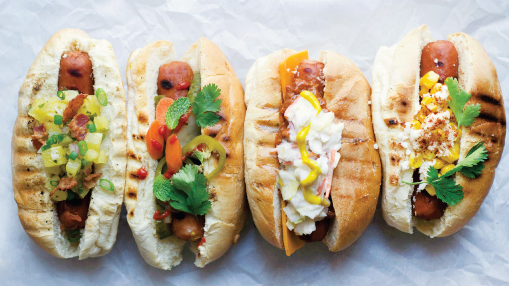 Spice up your hot dog