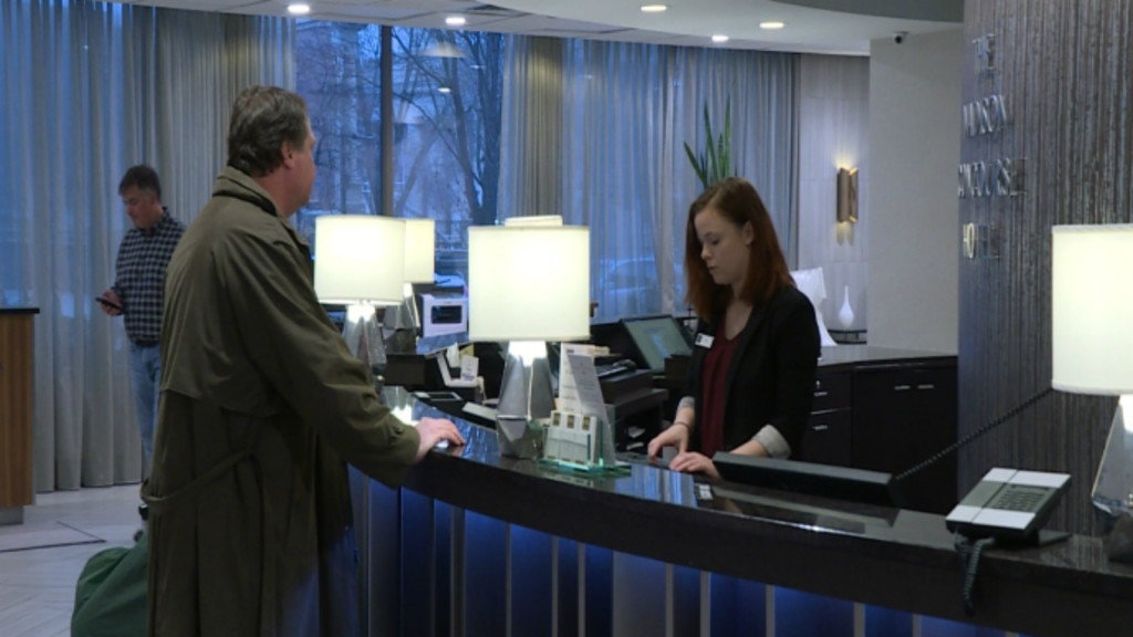 Hotel Week attracts visitors and locals