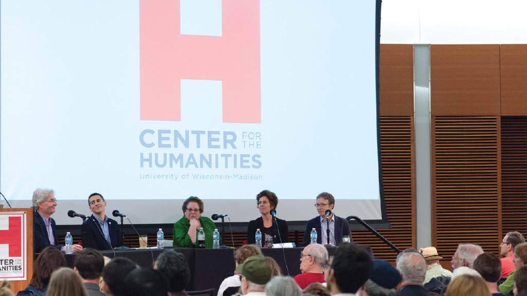 Humanities programs engage the campus community and the general public