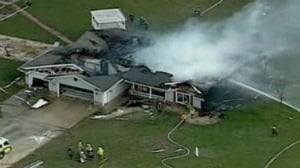 Petting zoo animals might have died in house fire