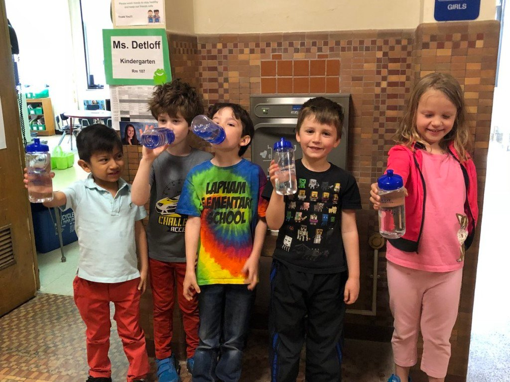 Madison schools push for kids to drink more water amid national research about sugary drinks
