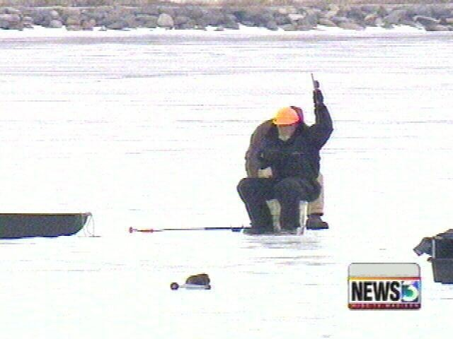 DNR urges ice anglers to line up permits