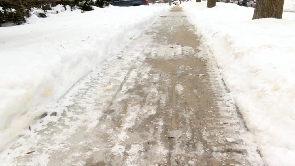 City of Madison clarifies regulations on icy sidewalks