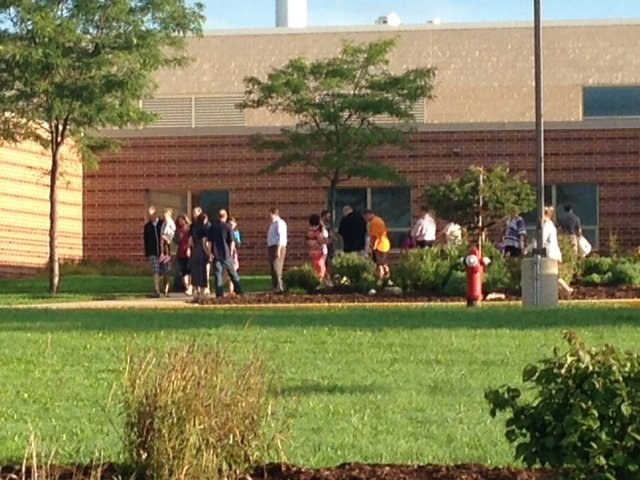 Students head back to school 2 months after tornado