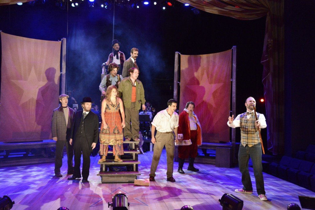 Blown Away: Four Seasons Takes 'Assassins' to Historic Heights