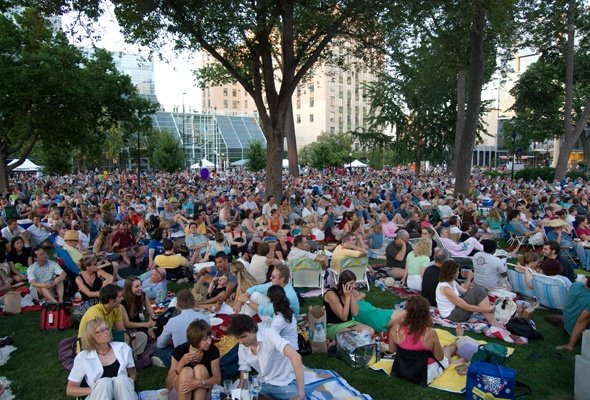 Concerts on the Square: What You Hear Is What You Get
