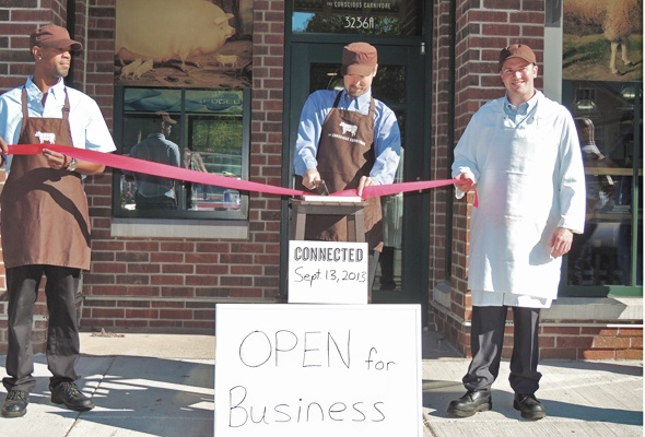 Black Earth Meats Retail Store Opens