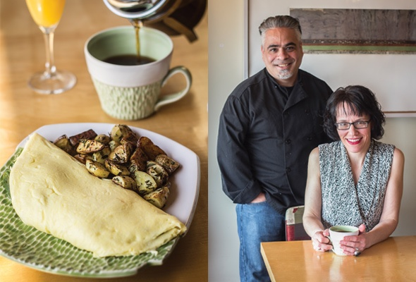 Creamery Cafe Offers a Sweet Escape