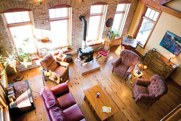 Rustic Splendor in Baraboo