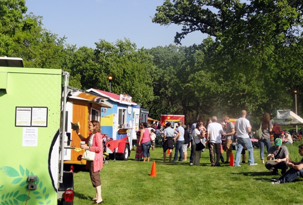 Isthmus a la Carts Celebrates Food on the Go