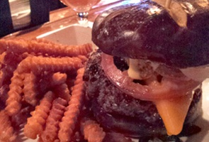 What's That Wednesday: The Fountain's New Burger
