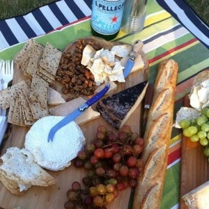 Fromagination's Picnic Pairings