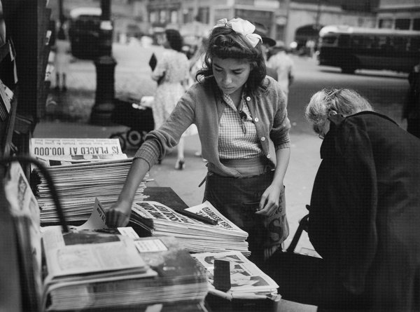 Ida Wyman's Photography Documents Life in the 1940s and '50s