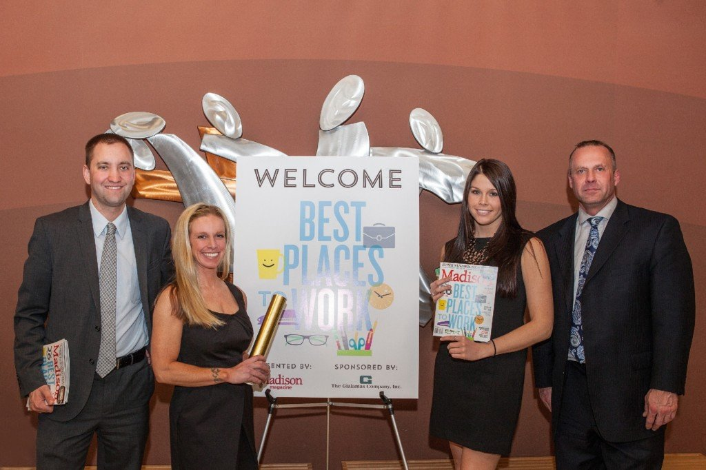 Scenes: Best Places to Work 2014