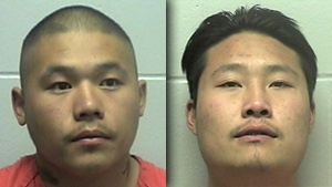 Hougom's convicted killers sentenced
