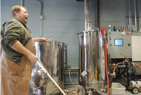 Next Door Brewing and Madison Magazine Collaborate on Custom Beer