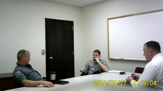 Police chief accused of retaliating against well-known activist