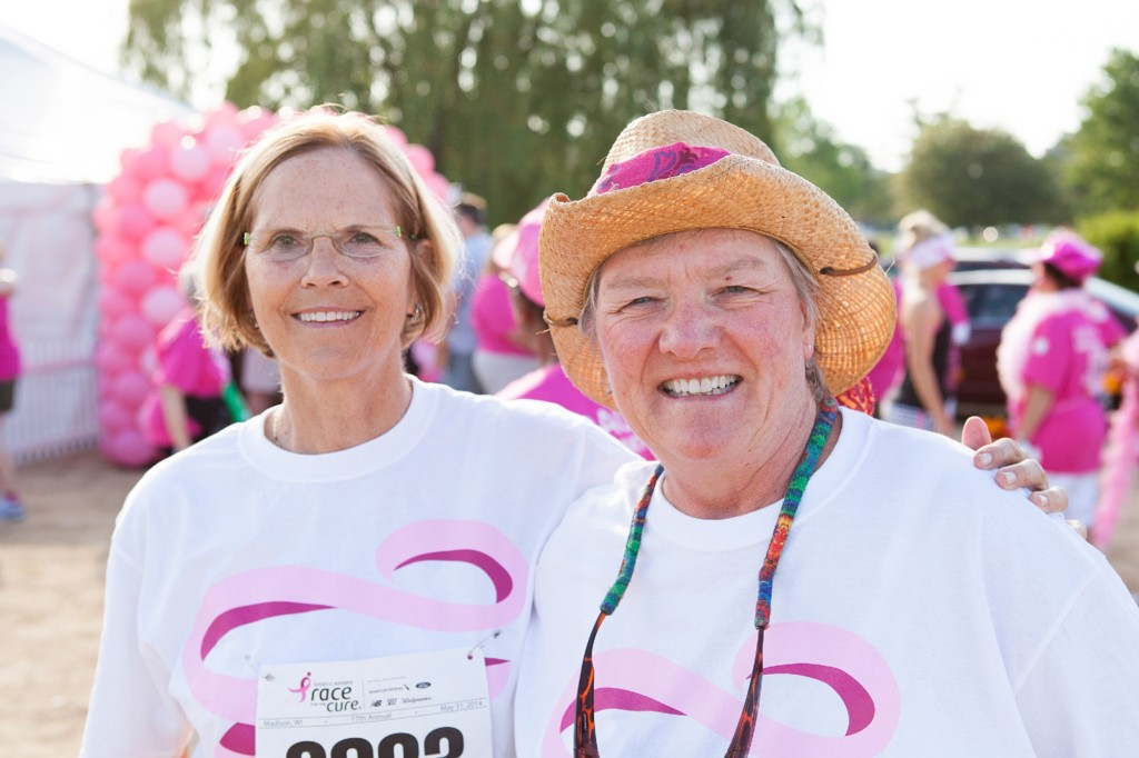 Scenes: 2014 Race for the Cure
