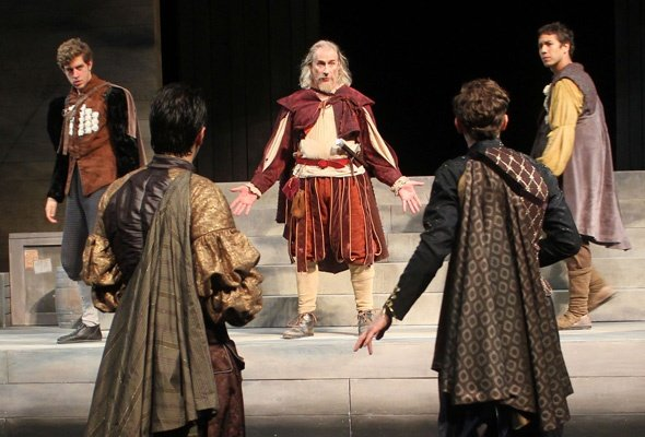 The Words Are the Thing in APT's 'Rosencrantz and Guildenstern are Dead'