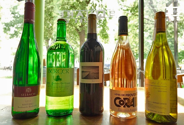 5 Wines to Pair with Summer Foods