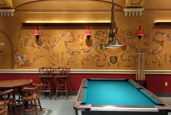 Restored Murals Unveiled at the Memorial Union