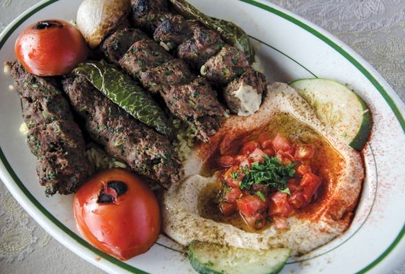 21 Mediterranean and Middle Eastern Restaurants We Love