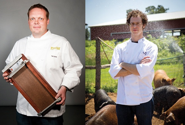 Two Madison Chefs Up for 'Food & Wine' Best New Chef Award