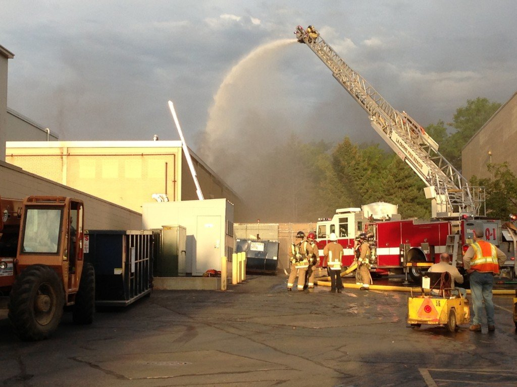 Trane Co. employees to return to work Thurs. after fire