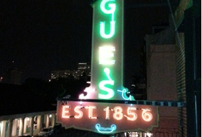 The Grasshopper, a Supper Club Staple, Has New Orleans Roots
