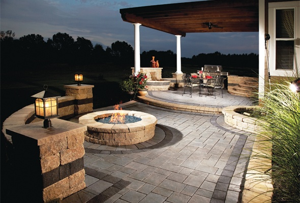 Landscaping and outdoor remodeling