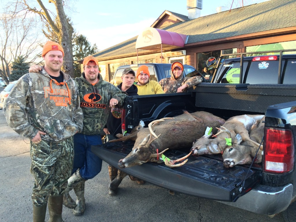 State blames weather for low deer hunt numbers
