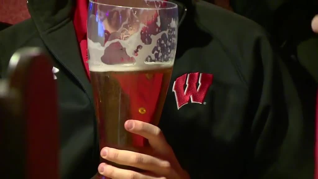 Madison prepares for Badger fan festivities