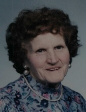 Inez Lucille (Retherford) Brown
