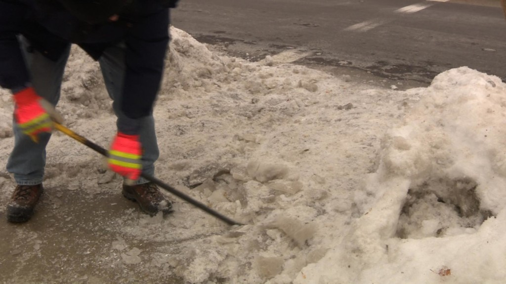 How you can help the city prevent street flooding