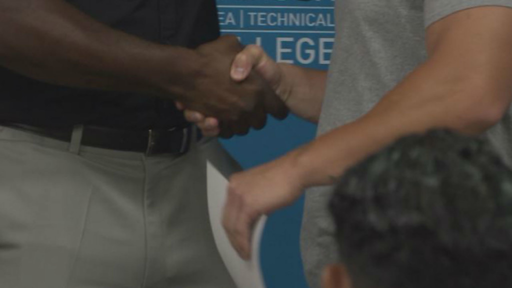 'Sometimes mistakes can be the best thing': 11 inmates graduate from Madison Technical College