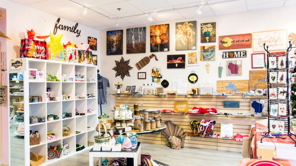 Verona shop supports a crafting community of local makers