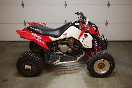 Sheriff: Reward offered for information on stolen ATV