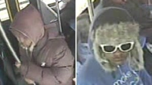 Thief targets women using iPhone on Metro buses