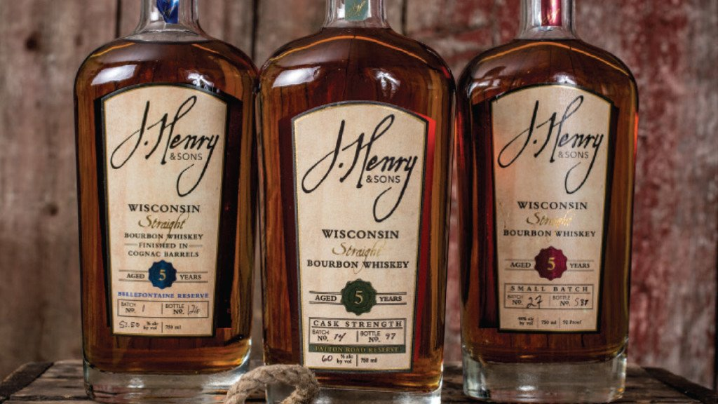10 craft distilleries in the Madison area