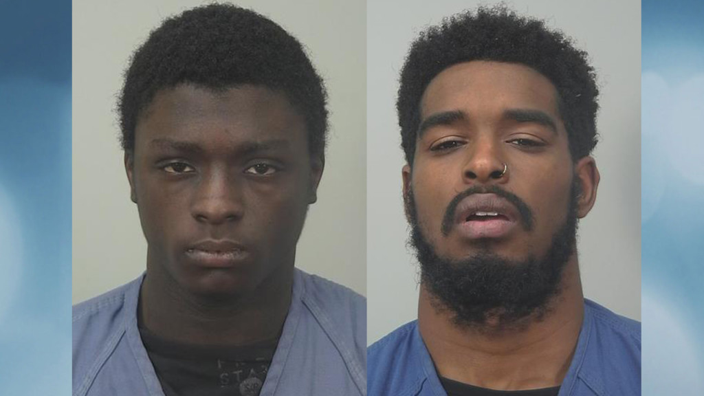 Pot robbery leads to 'chaotic foot chase,' 2 arrested, PD says