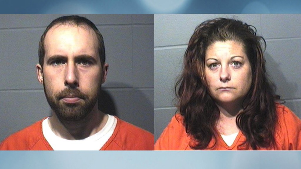Pair face charges in 2-month string of robberies