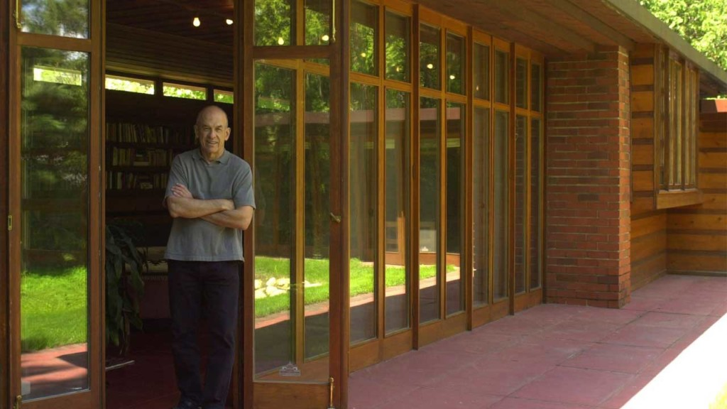 The man who rescued a Frank Lloyd Wright gem